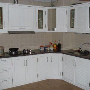 tủ bếp nhôm kính giá rẻ đà nẵng